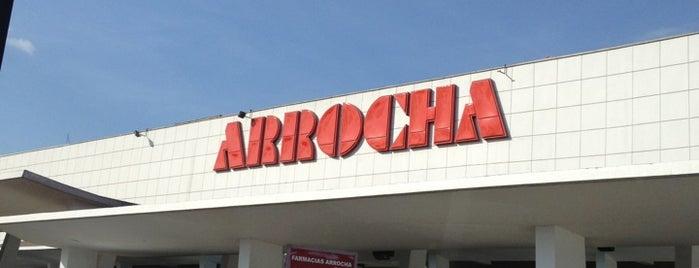 Farmacias Arrocha is one of Tempat yang Disukai Ricky.
