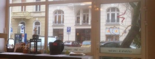podWieczorki poRanki is one of Hipster Places in Warsaw.