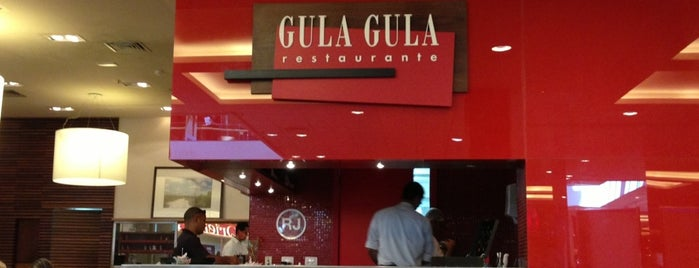 Gula Gula is one of Restaurante.