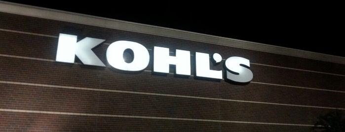 Kohl's is one of สถานที่ที่ Ivy ถูกใจ.