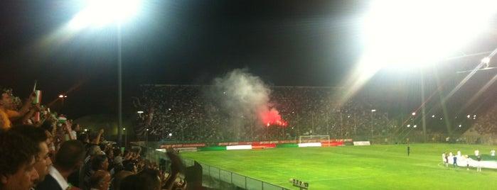 Stadio Oreste Granillo is one of my list.