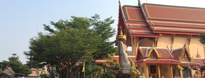 Wat Pichai Songkhram is one of Nancy's Wonderful Places/Games/Clothes ect....