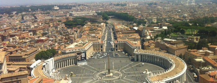 Piazza San Pietro is one of Go Ahead, Be A Tourist.