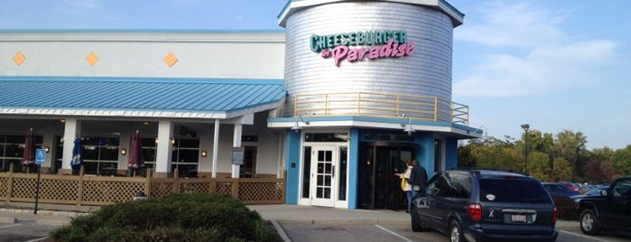 Cheeseburger in Paradise is one of Michelle : понравившиеся места.