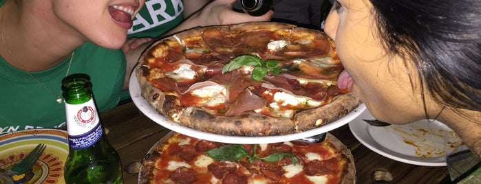 Luzzo's BK is one of NYC PIZZA 🍕.