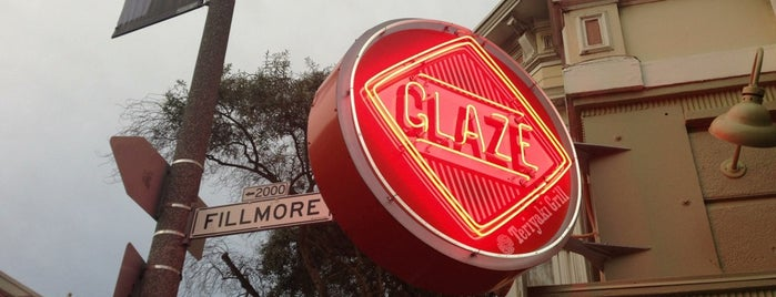 Glaze Teriyaki is one of SF Restaurants.