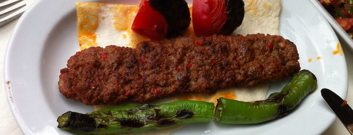 Adana Özasmaaltı Kebap is one of Dene 2.