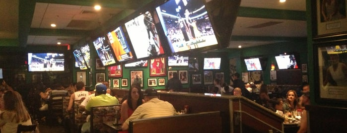 Duffy's Sports Grill is one of Lugares favoritos de Todd.