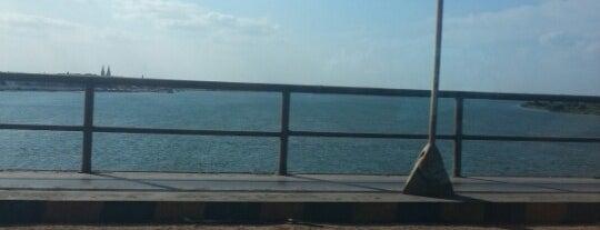 Ponte Sobre O Rio São Francisco (Sergipe-Alagoas) is one of Voumir : понравившиеся места.
