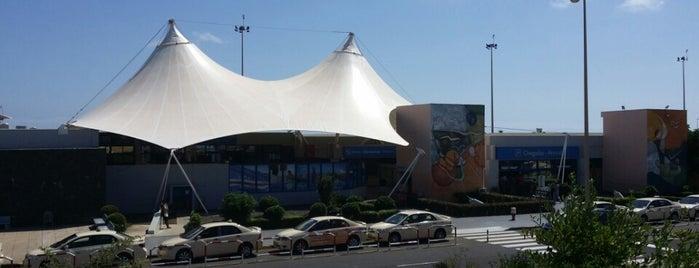 Praia International Airport (RAI) is one of Airports - worldwide.