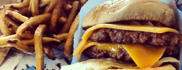 Elevation Burger is one of Kleberさんの保存済みスポット.