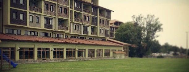 Gazelle Resort & SPA Hotel ATV Parkuru is one of Mujdat 님이 저장한 장소.