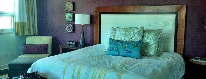 Hotel Indigo Asheville Downtown is one of Lugares guardados de JD.