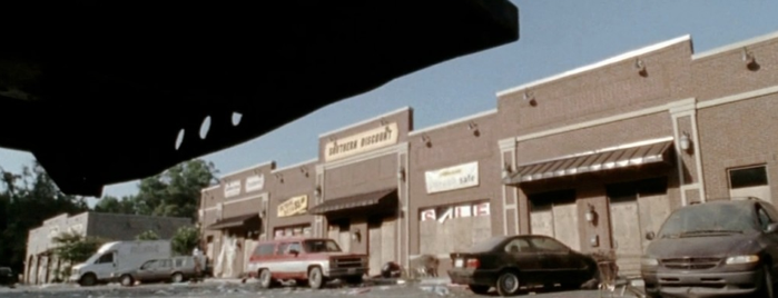 Runyan Automotive is one of The Walking Dead Filming Locations.