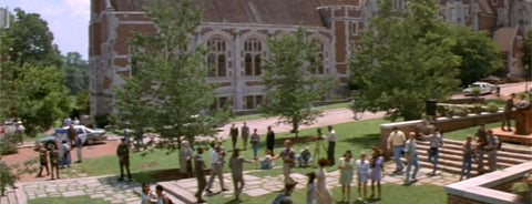 Agnes Scott College is one of Movie Filming Locations in GA.