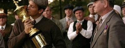 Bobby Jones Golf Course is one of Movie Filming Locations in GA.
