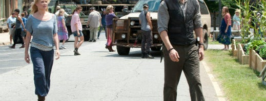 Historic Downtown Senoia is one of The Walking Dead Filming Locations.