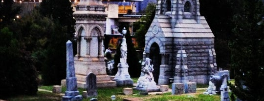 Oakland Cemetery is one of Georgia To-do list.