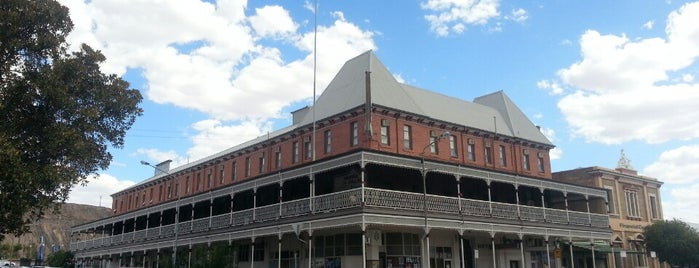 The Palace Hotel is one of NSW.