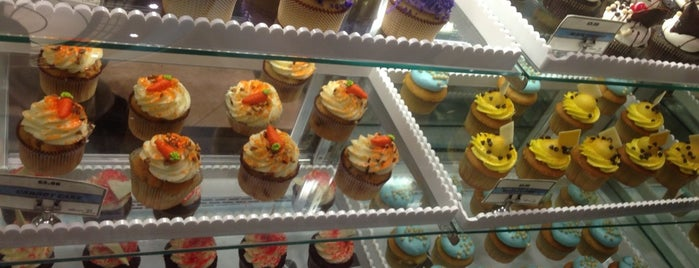 Sweet Surrender Cupcakes is one of West Coast Restaurants.