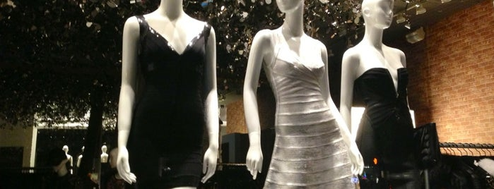 Herve Leger by Max Azria is one of USUAL SPOTS!!!.
