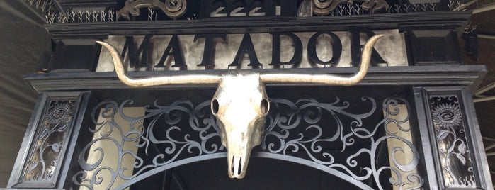 The Matador is one of Seattle.