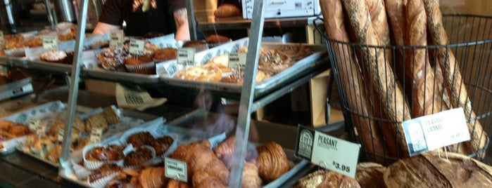 Grand Central Bakery is one of Tastes of a Seattleite.