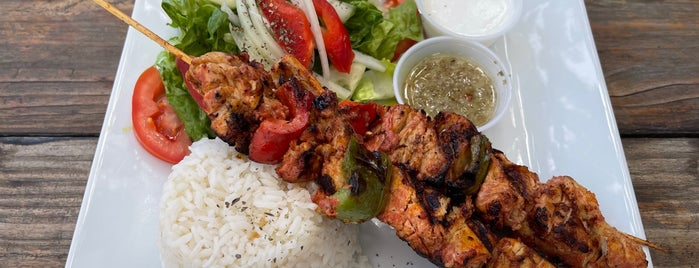 Turks Kebab is one of Turks + Caicos 🇹🇨.