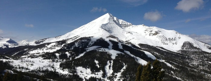 Big Sky Resort is one of United States.