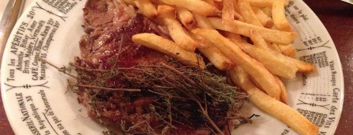 Bistrot Victoires is one of Paris food.