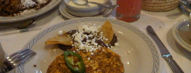 El Cardenal is one of Comida Favorita.