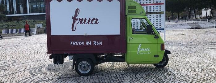 Frua, Fruta na Rua is one of Lisbon.