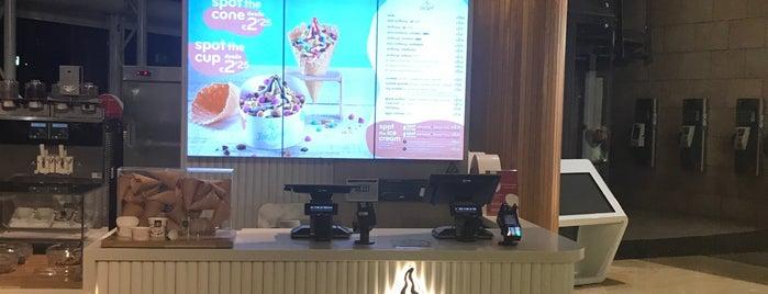 The Ice Spot by McDonalds is one of Vasco : понравившиеся места.