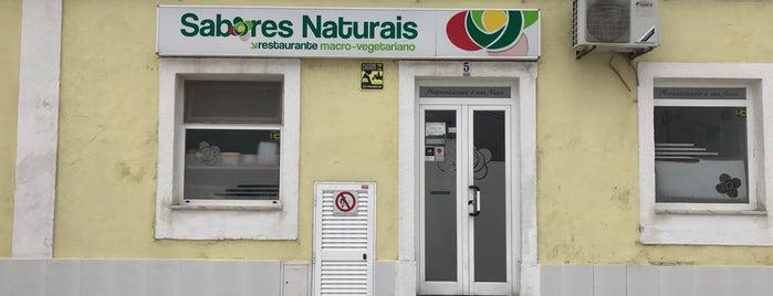 Sabores Naturais is one of Vegetarians / Vegans in Lisbon.