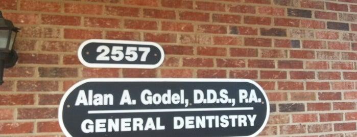 Dr. Godel Dentistry is one of Jayson 님이 좋아한 장소.