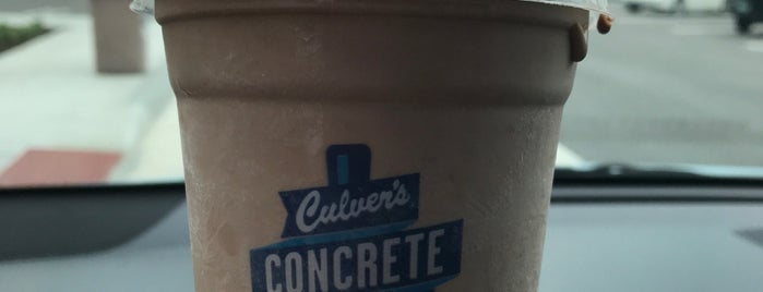 Culver's is one of Trips south.