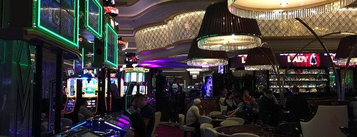 Sochi Casino & Resort is one of Lieux qui ont plu à Alexander.