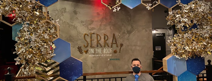 Serra On The Roof is one of Bars, Rooftops & Clubs.