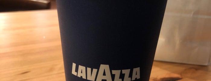 Caffe Lavazza @ Eataly Fidi is one of Orte, die Alan-Arthur gefallen.