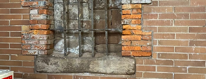 Sugar House - Prison Window is one of Atlas Obscura NYC.