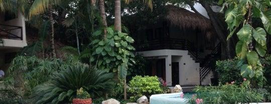 Aqualuna Boutique Hotel is one of Cancun.