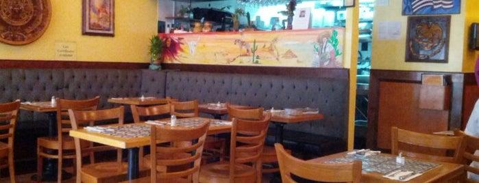 El Paso Taqueria on 97th is one of 2013 Michelin Bib Gourmand.