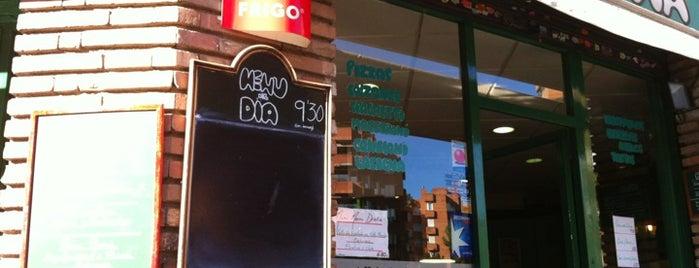 Pizza Via is one of สถานที่ที่บันทึกไว้ของ Francisco José.