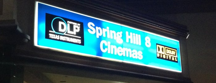 Spring Hill 8 - Sapphire Motion Pictures is one of สถานที่ที่ Gregory ถูกใจ.