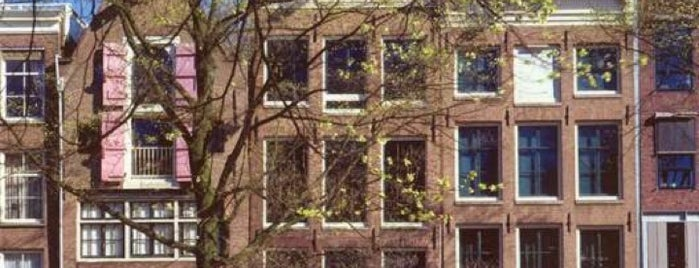 Casa de Ana Frank is one of amsterdam v1d4 l0k4.