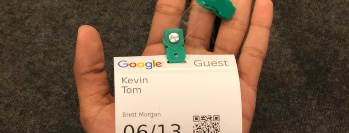 Google Offices I've Visited and Loved