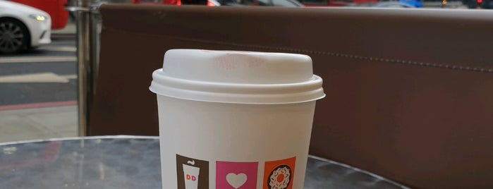 Dunkin' is one of London.