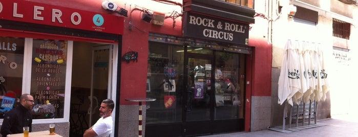Rock & Roll Circus is one of Orte, die Pedro gefallen.