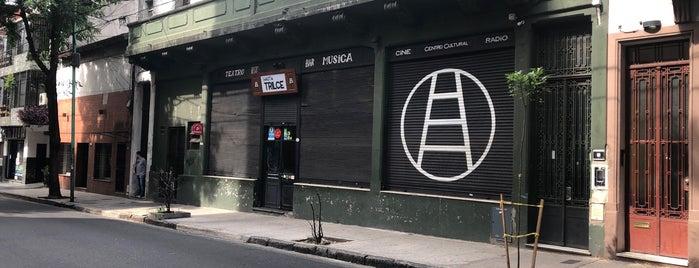 Hasta Trilce is one of BA restaurantes.