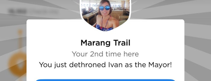 Marang Trail is one of Singapore 2019.